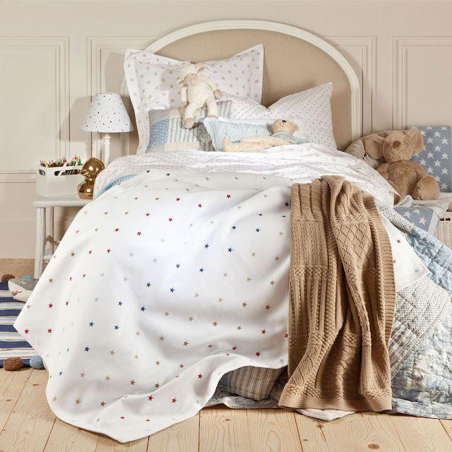 dormitorios infaintiles zara home kids 5 decoracion de. Black Bedroom Furniture Sets. Home Design Ideas