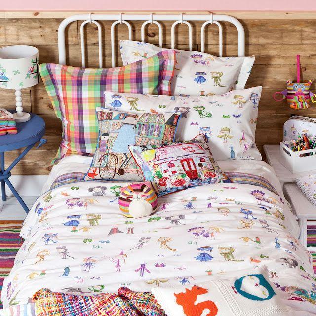 Dormitorios infaintiles zara home kids 8 for Dormitorios zara home