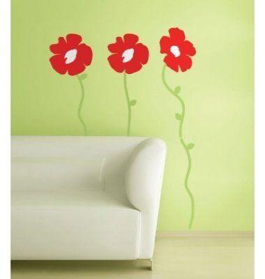 decorar_paredes_con_flores