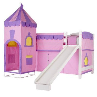 Camas infantiles para niñas