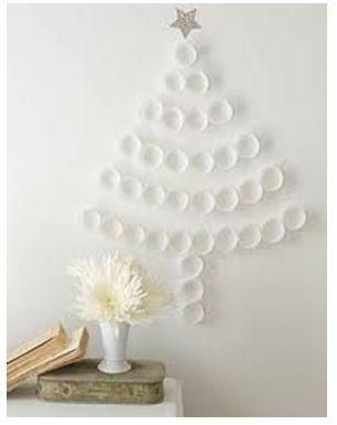 arbol de navidad de blondas de magdalena