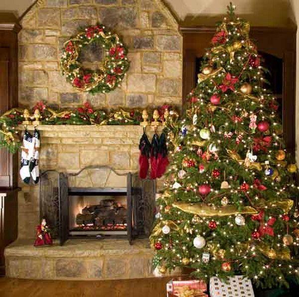 Cómo decorar el arbol de navidad correctamente | Adornos para Decorar