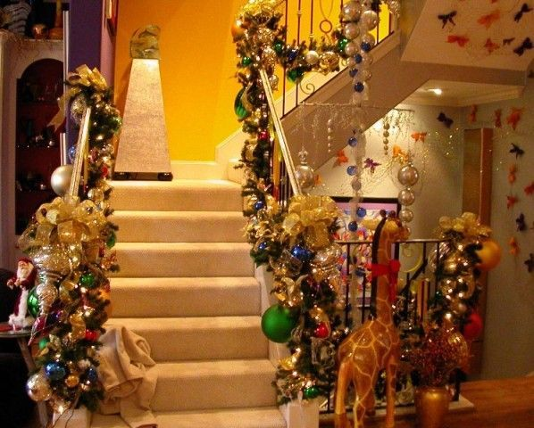 decoracion navideña para niños