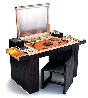 orden en el escritorio