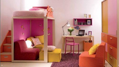 Practicos sencillos muebles dormitorios ninos jovenes 12 - Muebles dormitorios ninos ...