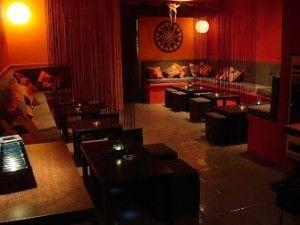 Bambú Lounge en Barcelona España