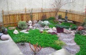Cómo determinar la decoración de un jardín