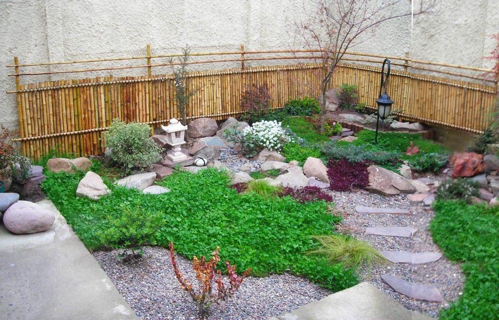 Lecci n 2 c mo determinar la decoraci n de un jard n - Decoracion de exteriores jardines ...