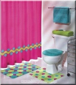 Lavar cortinas de baño