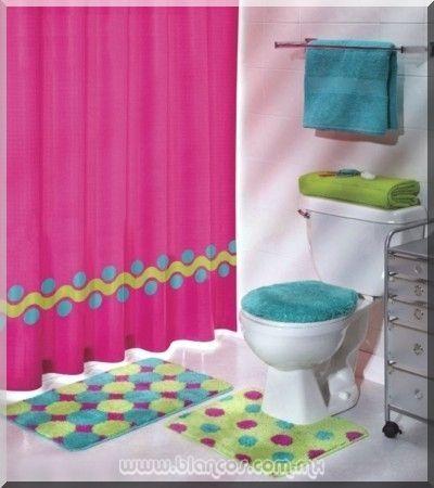 C mo limpiar las cortinas del ba o de la forma correcta - Como limpiar los azulejos del bano ...