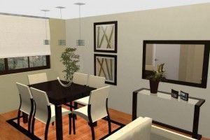 Planificando  la idea decorativa y proyectándola en el diseño de interiores