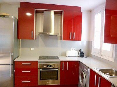 Fotos de cocinas pequeas para apartamentos car interior - Modelos de cocinas pequenas ...