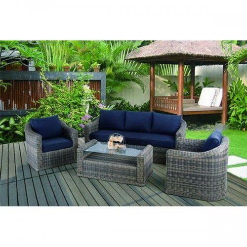 mobiliario jardin verano