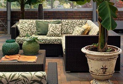 Decora tu terraza de cara al final del verano decoracion - Decora tu terraza ...