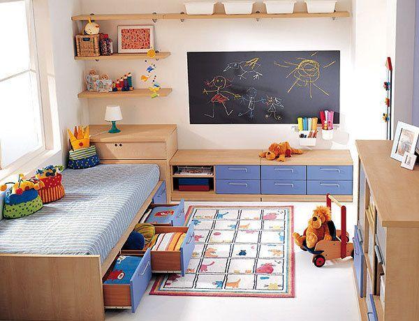 Habitaciones infantiles c mo decorarlas decoracion de - Consejos de decoracion de habitaciones ...