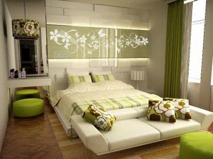 dormitorio_decoracion_verde_blanco