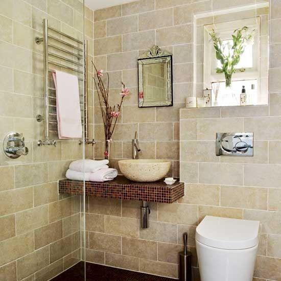 Ba os peque os consejos para decorar decoracion - Consejos para banos pequenos ...