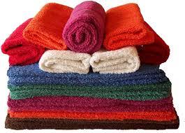 decoración toallas, casas