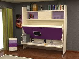 usa camas plegables con escritorio
