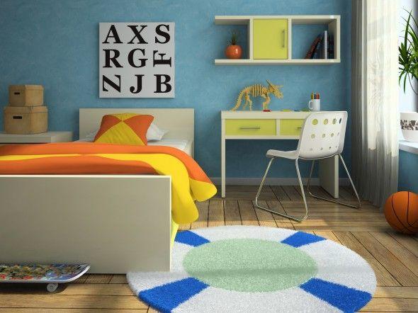 decorar habitacion de niños
