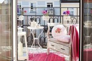 Balcones de apartamentos: funcionalidad y sentido práctico al decorar