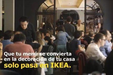 Menu de Ikea para Decorar tu Casa
