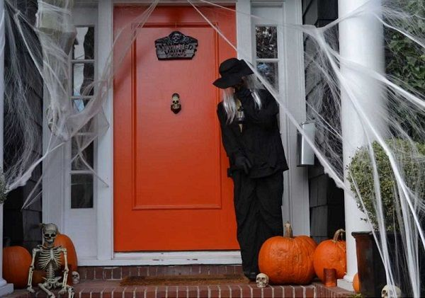 decorar la casa en halloween