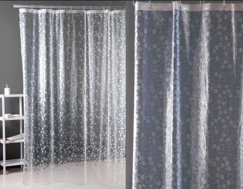 C mo decorar unas cortinas de ba o complementos para decorar - Cortinas para banera ...