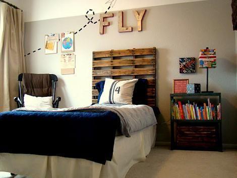 Estilo vintage en habitaciones infantiles decoracion de mi casa consejos para decorar - Dormitorios infantiles vintage ...