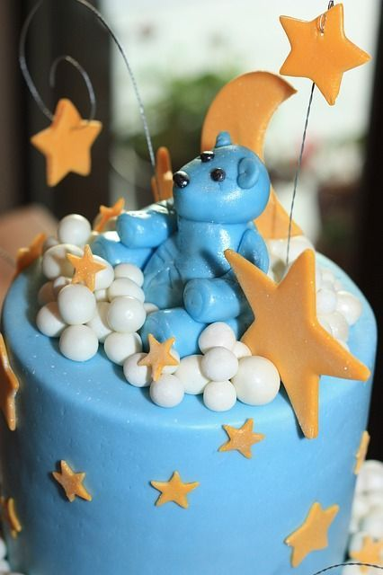 Cake Decorating Ideas For New Job : Consejos de decoracion para un baby shower Adornos para ...