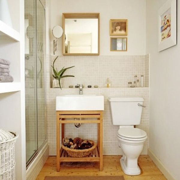 Grandes ideas para que ba os peque os sean bellos y for Ideas para decorar banos rusticos