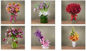 decorar con flores