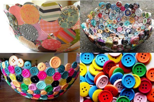 Decora tu hogar con objetos hechos con materiales for Objetos para decorar la casa