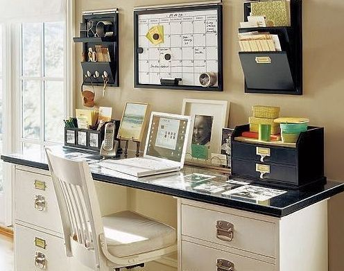 La oficina en casa como decorarla