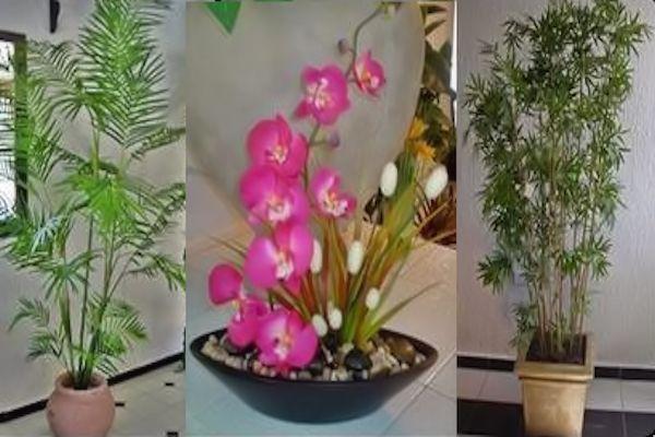 Flores y plantas artificiales para interior si o no - Plantas artificiales para decorar ...