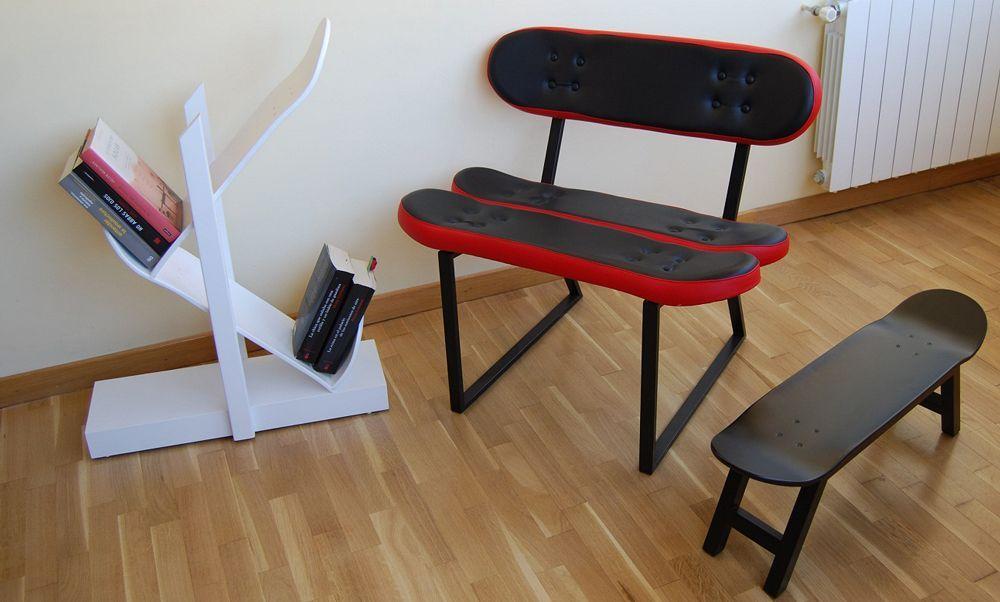 C mo hacer muebles para el sal n econ micos decoraci n - Hacer muebles baratos ...