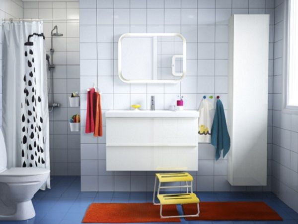 Decora tu Baño con Bathroom Vista 2.0 de IKEA