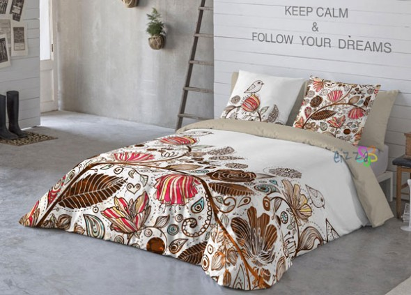 Decoracion de Dormitorio para Otono