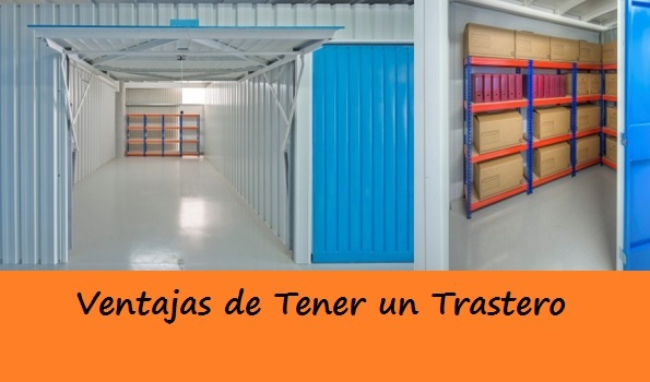 Ventajas Tener Trastero