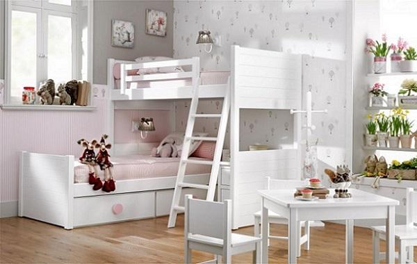 Muebles de niños Garabatos