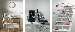 Catálogo Oficina en Casa en El Corte Inglés