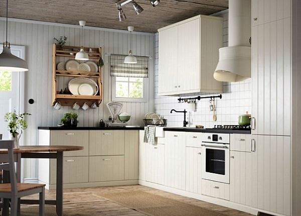 Cocina grande de Ikea