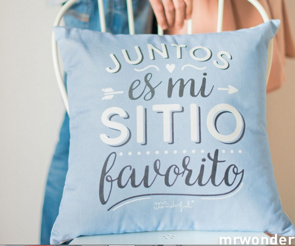 Productos de decoración Mr- Wonderful