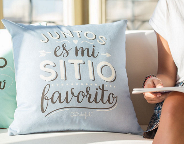 Productos de decoración Mr. Wonderful