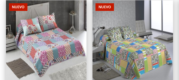 Colchas de cama Costuratex