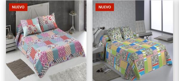 Colchas de cama Costuratex