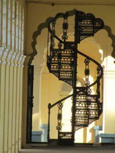 Escaleras de Caracol para Decorar