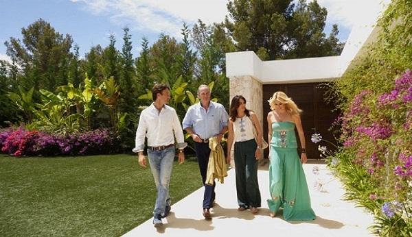 Así es la Casa de Carlos Moyá y Carolina Cerezuela