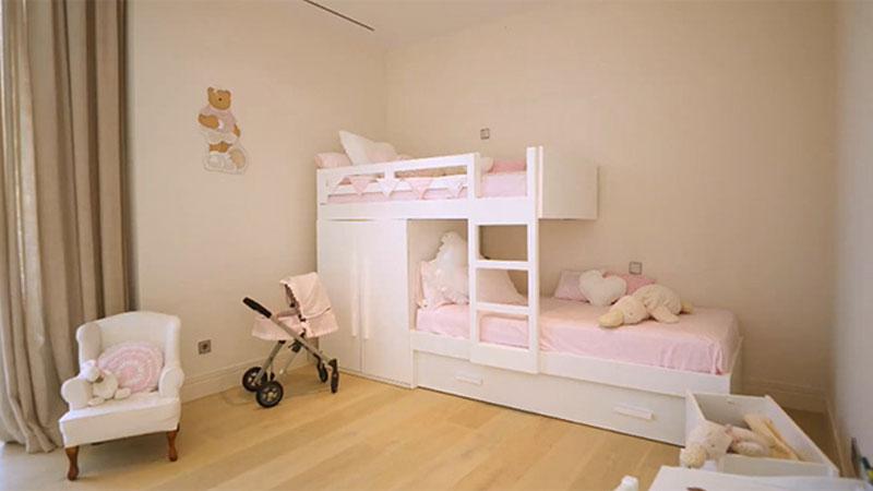 Habitación de las niñas