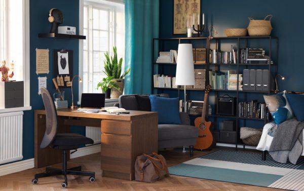 Catálogo de Oficinas Ikea | Decoracion de Interiores